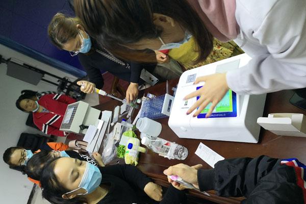 广西南宁市场监督局采购农残仪