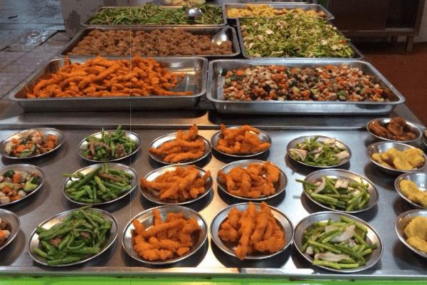 石家庄辛集市多所学校食堂配备农药残留检测